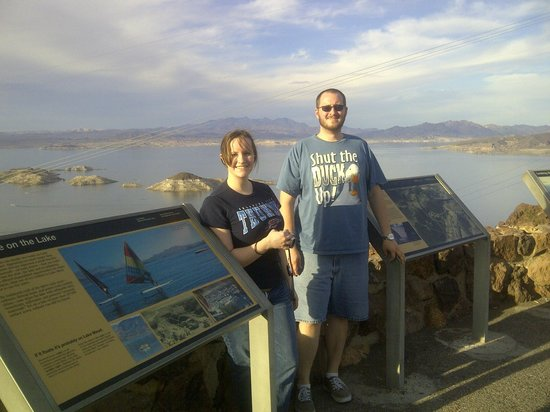Lake Mead National Recreation Area: Lake Mead Overlook