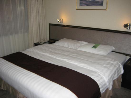 ساوث باسيفيك هوتل: In superior room? Bed was ok 