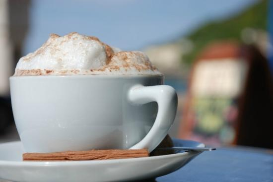 The Met : Quality Cappuccino