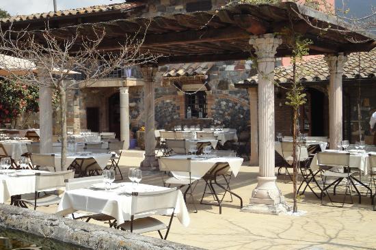 Ristorante L\'Acqua delle Donne, Trevignano Romano - Restaurant ...