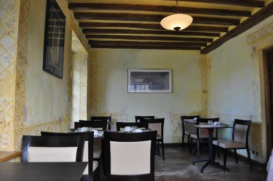 Le Moulin du Bechet : Breakfast area