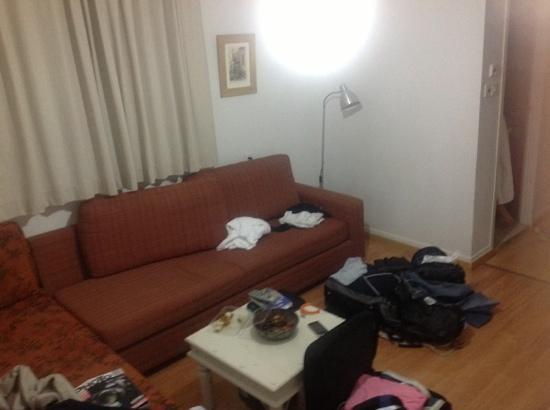 Golan Rooms At Sagi Family Country Lodging : salon