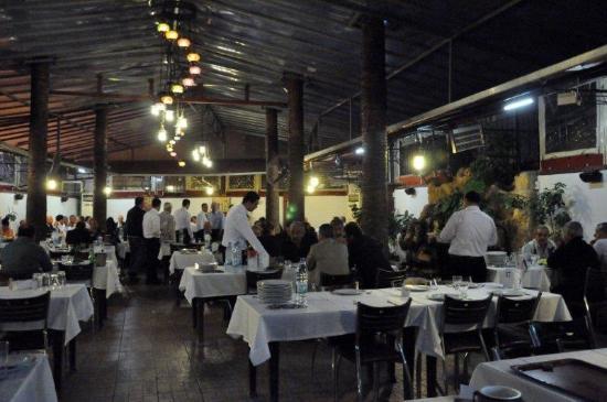 Anadolu Restaurant: Entrance floor