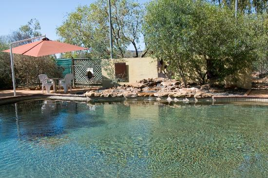 Kings Canyon Resort: beautiful pool