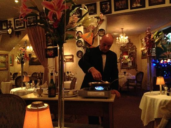 Maitre d 39 restaurant la jolla menu prices restaurant for What is a maitre d
