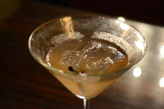 Langley Castle Hotel: Manhattan Cocktail