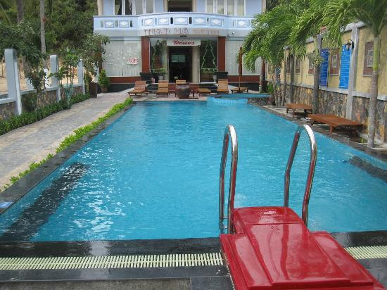 Thao Ha Muine Hotel: Pool