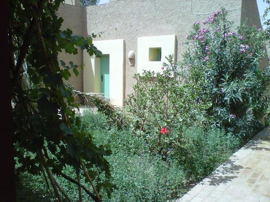 Dar El Janoub: habitaciones 