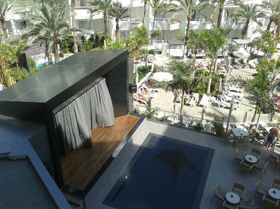 Hotel Riu Don Miguel: Escenario