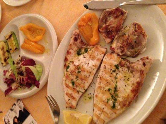 Fumia: Red snapper