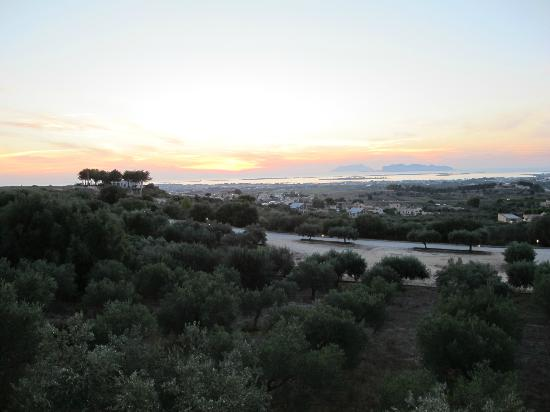 Baglio Oneto Resort and Wines: View from Hotel