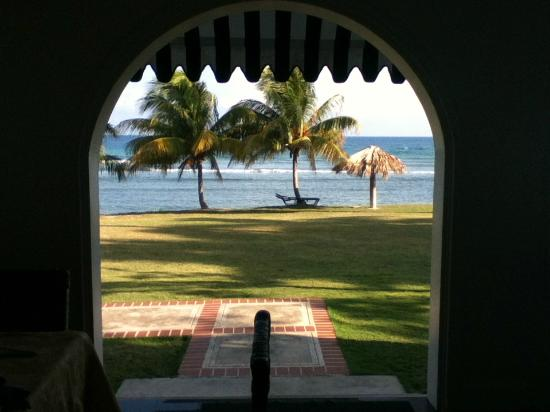 Half Moon, A RockResort: View from inside of villa