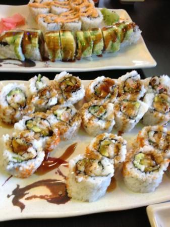 7 Star Sushi & Grill: dynamite