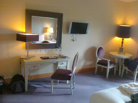 Hotel Kilkenny: Room-2