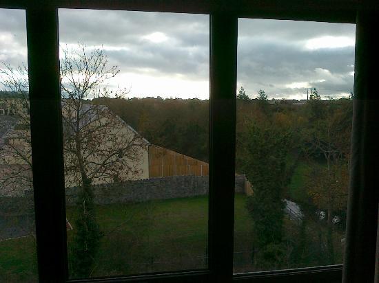 هوتل كيلكني: View from room