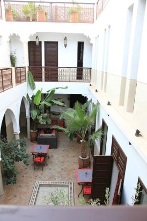 Riad Badi: The riad