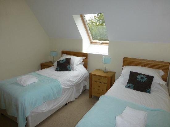 Oaksey Country Park Cottages: Bedroom 3