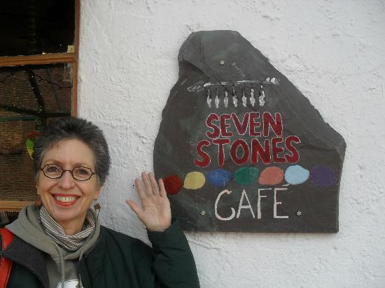 Seven Stones Cafe: Mary's Fav Place