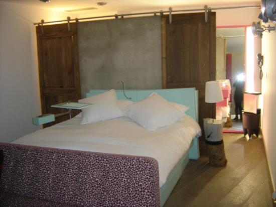 BEST WESTERN Le Dormeur du Val : Vue de la chambre