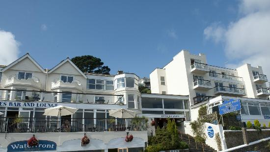 Hannafore Point Hotel: hotel