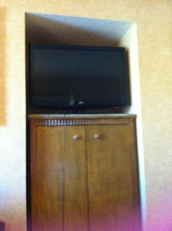 Doubletree Suites by Hilton Hotel Anaheim Resort - Convention  Center: Flat Panel TV
