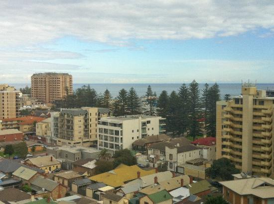 Top of the World Revolving Restaurant: Ocean at Glenelg