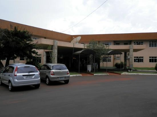 Dom Pedro I Palace Hotel: Fachada