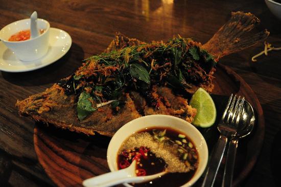 Longrain: Whole Crispy Fried Fish