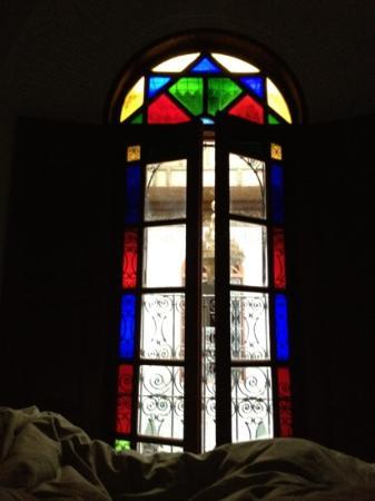 Riad Dezayn: chambre du Riad