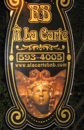 A la Carte Bed & Breakfast : A la Carte B&B Montreal