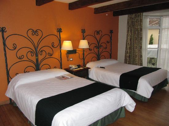 stanza hotel Villa Mercedes