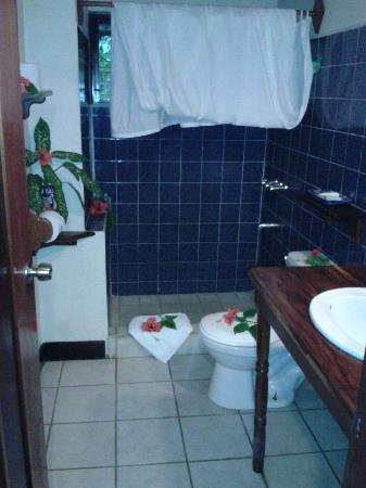 Black Rock Lodge: Bathroom