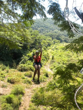 Huana Coa Canopy Adventure zip line & zip line - Picture of Huana Coa Canopy Adventure Mazatlan ...