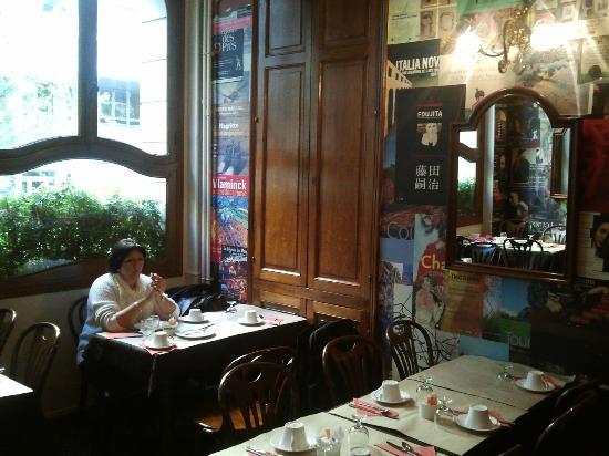 Louison Hotel: muy bien los almuerzos
