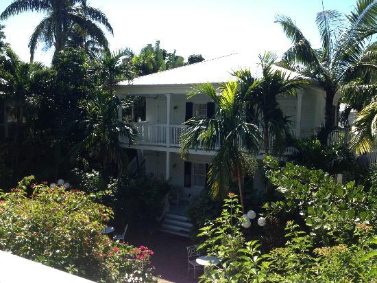The Gardens Hotel: the gardens