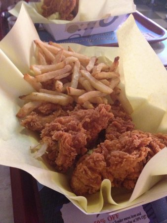 Original Chicken Tender Las Vegas Restaurant Reviews Phone