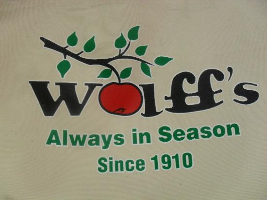 Wolff's Apple House: Always in Season
