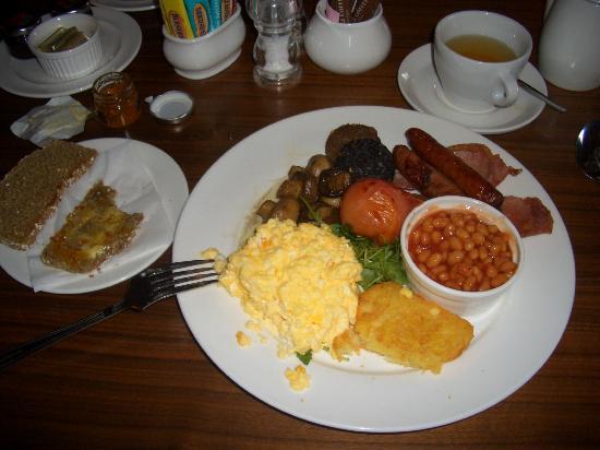 هامبتون هوتل: Das beste irische/englische Frühstück meines Lebes 