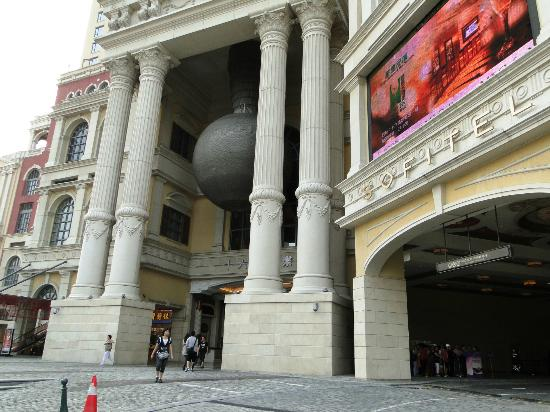 سوفيتيل ماكاو آت بونت 16: Sofitel Macau at Ponte 16