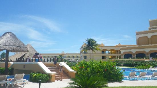 Hard Rock Hotel Riviera Maya: Vista del Hotel