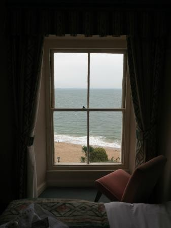 Fourcroft Hotel: The view