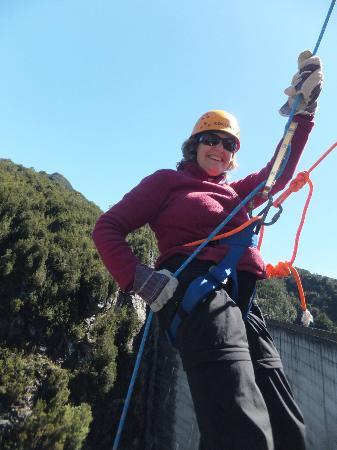 Aardvark Adventures: It's a long way down!!!