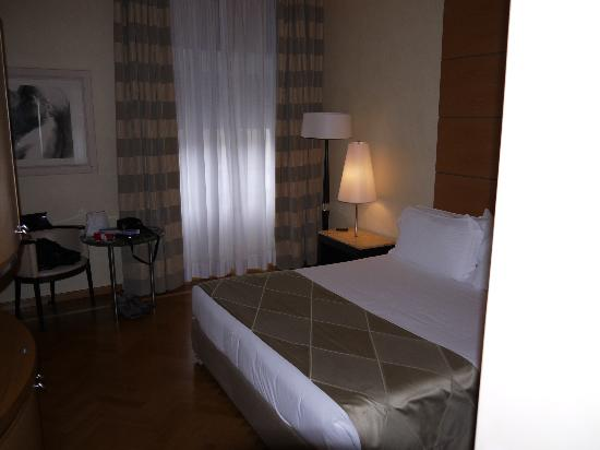 Fortyseven Hotel Rome: Nice room. cleaned daily and little touches like chocolates
