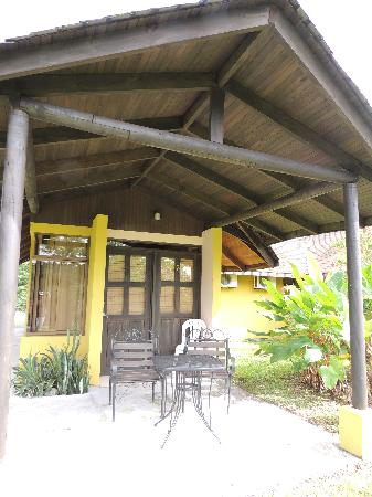 Hotel Campo Verde: Notre lodge!