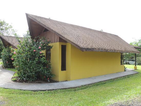 Hotel Campo Verde: Le lodge
