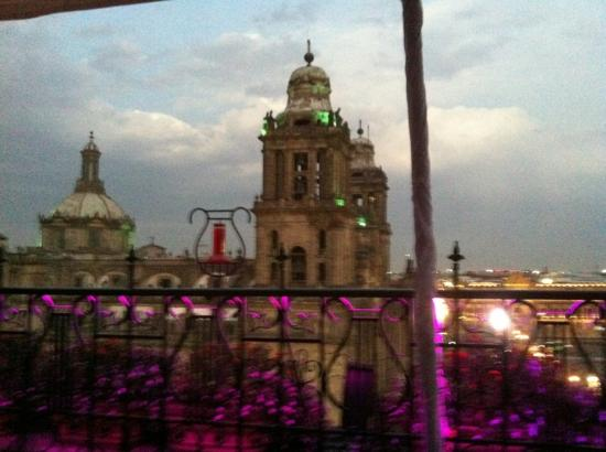 Zocalo Central: Rooftop