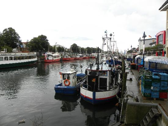 Friends of Dave Tours: Warnemünde Harbour