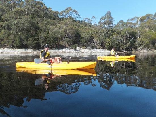 New Norfolk, Australien: Tassie Bound Pedder Adventure