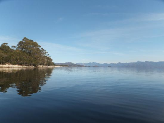 New Norfolk, ออสเตรเลีย: Stunning Lake Pedder South West Wilderness