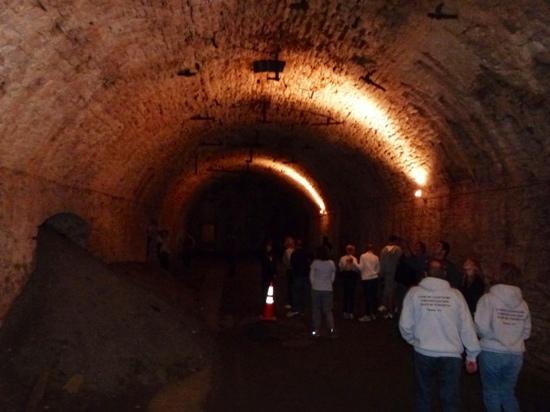 Queen City Underground Tour Cincinnati Ohio
